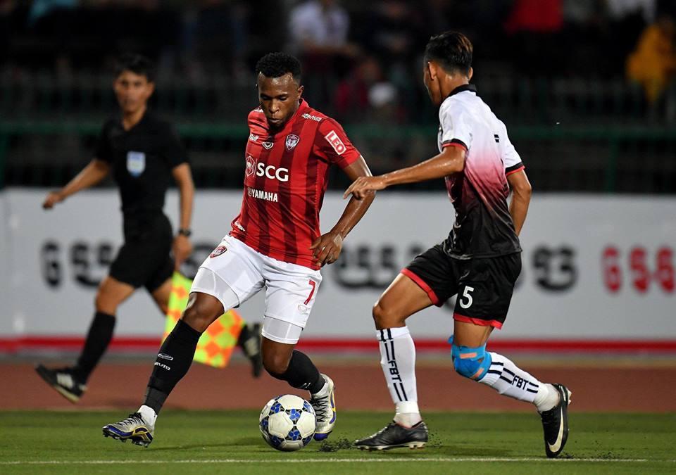 Đặng Văn Lâm nói gì khi nhận thất bại đầu tiên cùng Muangthong United? - Bóng Đá