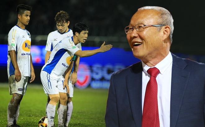 HLV Park Hang-seo có khả năng dự lễ ra mắt Công Phượng tại Incheon United - Bóng Đá