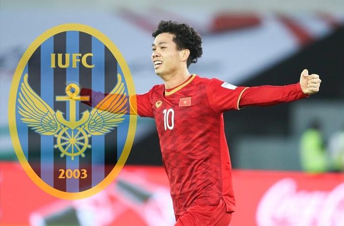 Chính thức: Công Phượng gia nhập Incheon United, khoác áo số 23  - Bóng Đá