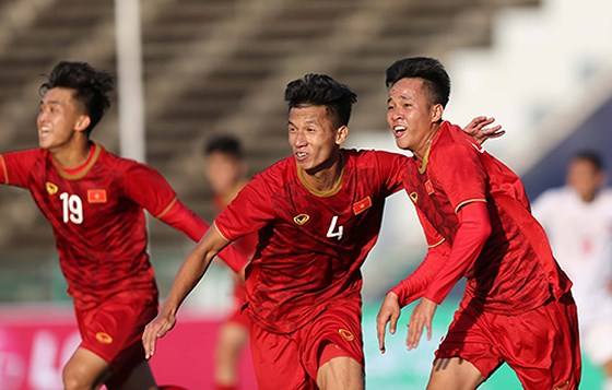 18h30 ngày 19/02, U22 Việt Nam vs U22 Timor Leste: Giành vé vào bán kết - Bóng Đá