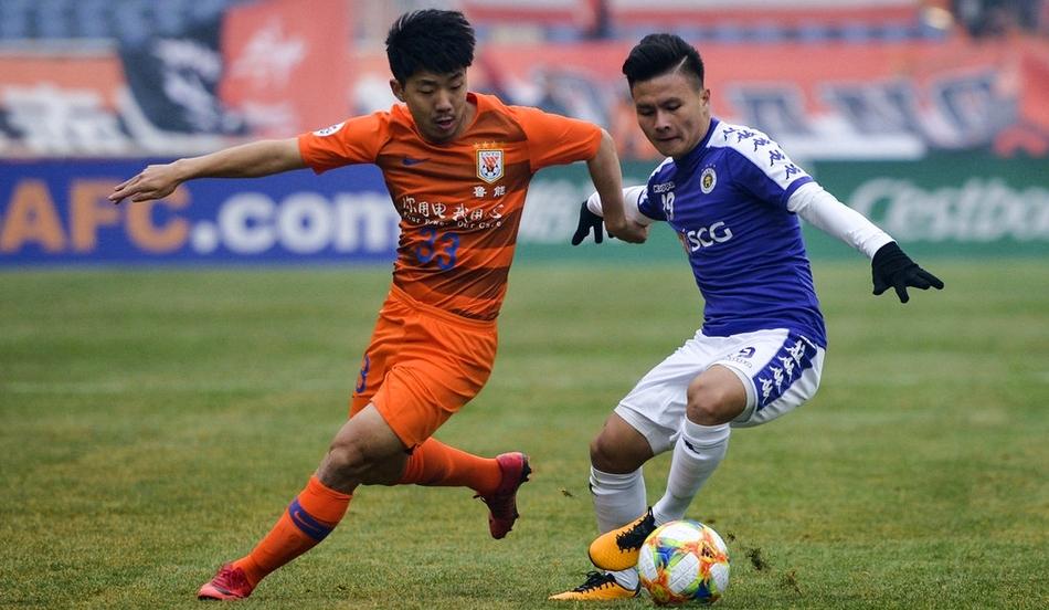 Hà Nội FC vs Sơn Đông - Bóng Đá
