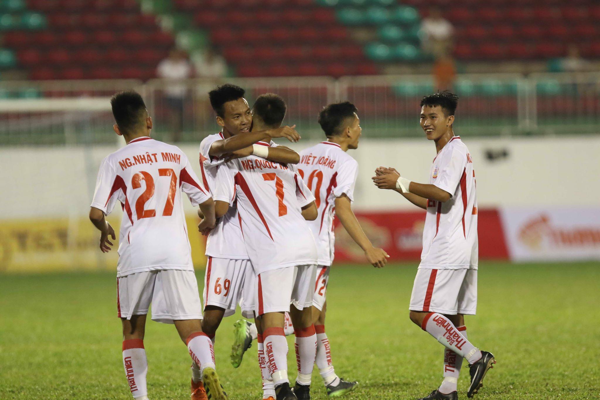Khóa 4 HAGL JMG khởi đầu vất vả tại VCK U19 Quốc gia 2019 - Bóng Đá