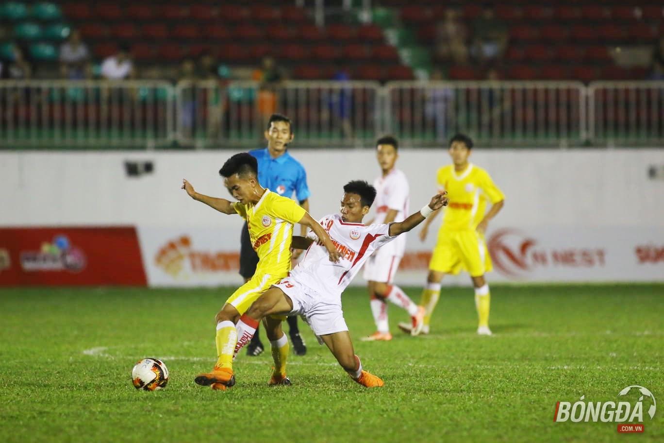 Hạ đẹp U19 SLNA, U19 HAGL JMG hiên ngang vào chung kết - Bóng Đá