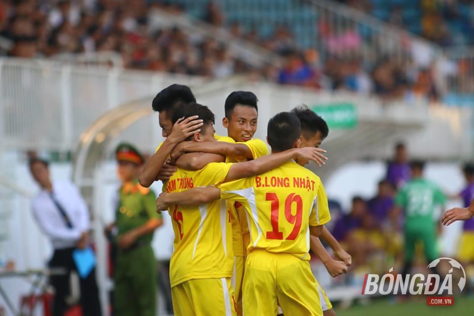 Đánh bại U19 HAGL, U19 Hà Nội trở lại ngôi vương U19 Quốc gia - Bóng Đá