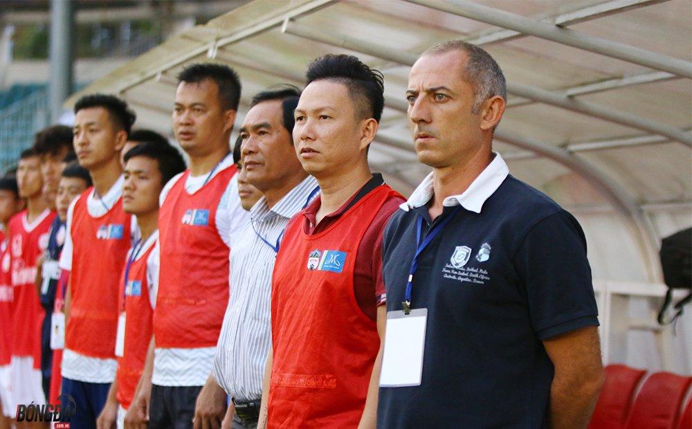 Thầy ở HAGL nói điều thật lòng về khả năng của Công Phượng tại Incheon United - Bóng Đá