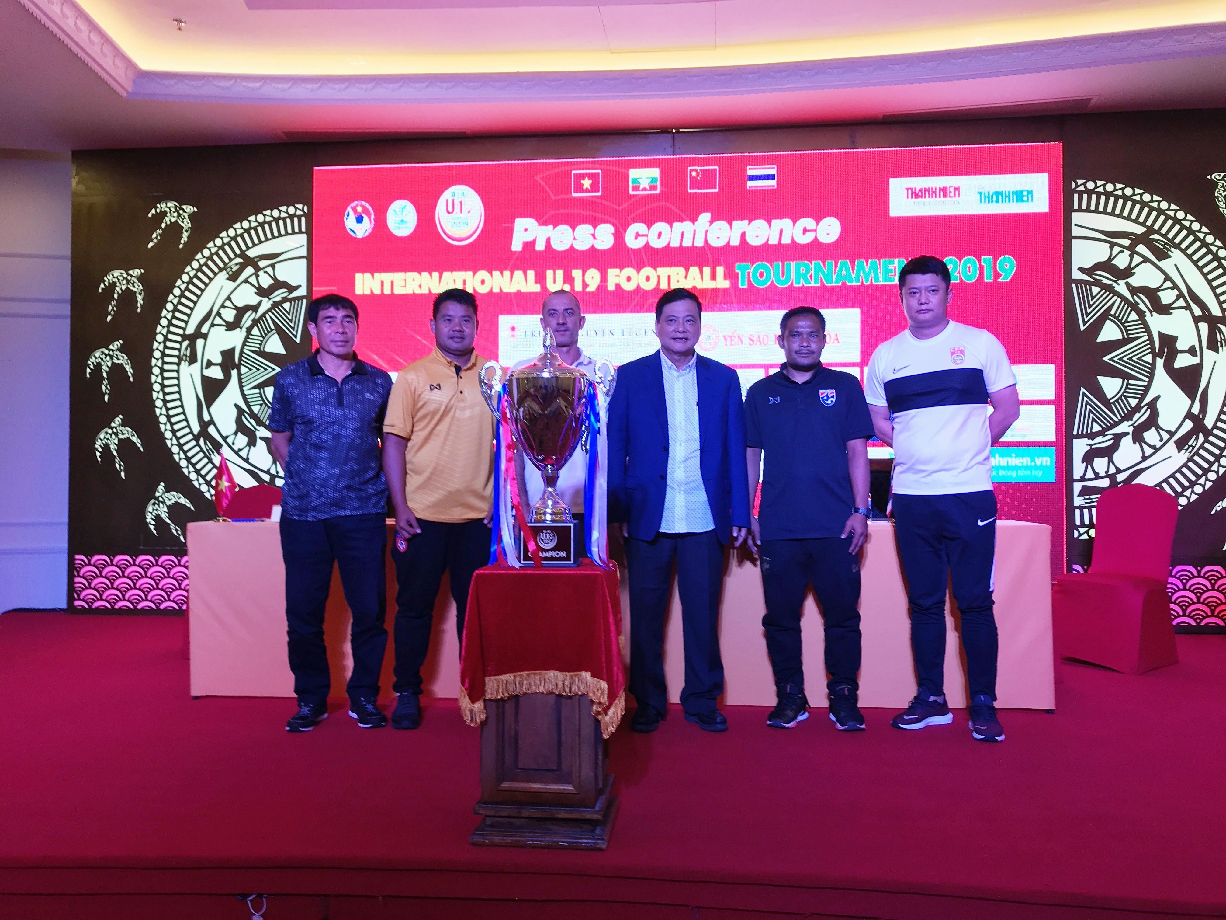 Thầy Công Phượng tự tin với lứa U19 tuyển chọn Việt Nam - Bóng Đá