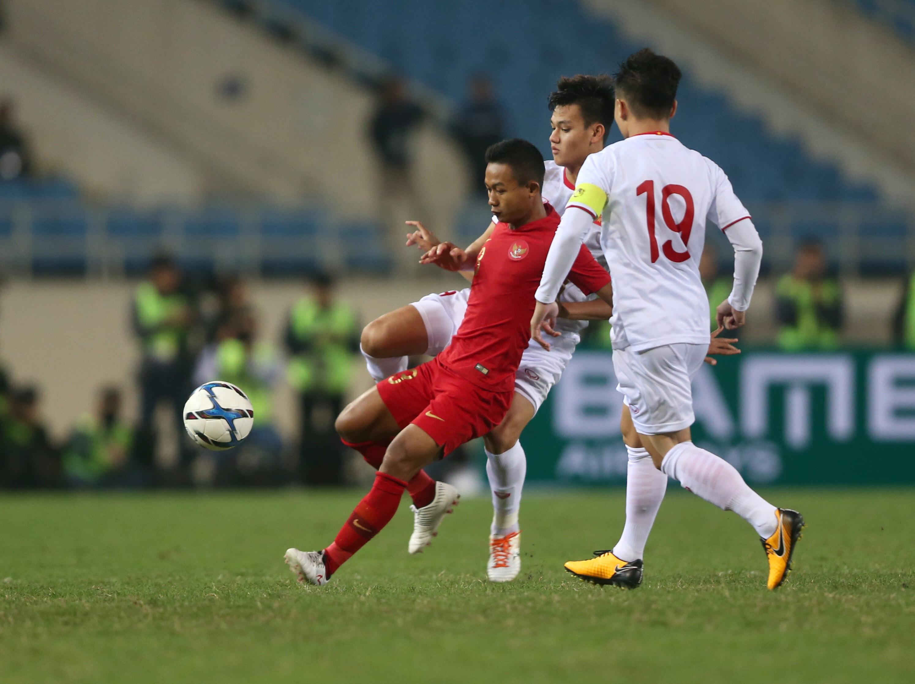 Hậu vệ U23 Indonesia không phục khi thua U23 Việt Nam - Bóng Đá
