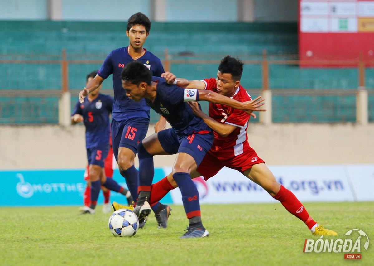 17h30 ngày 30/03, U19 Việt Nam vs U19 Thái Lan: Lần thứ hai hạ người Thái - Bóng Đá