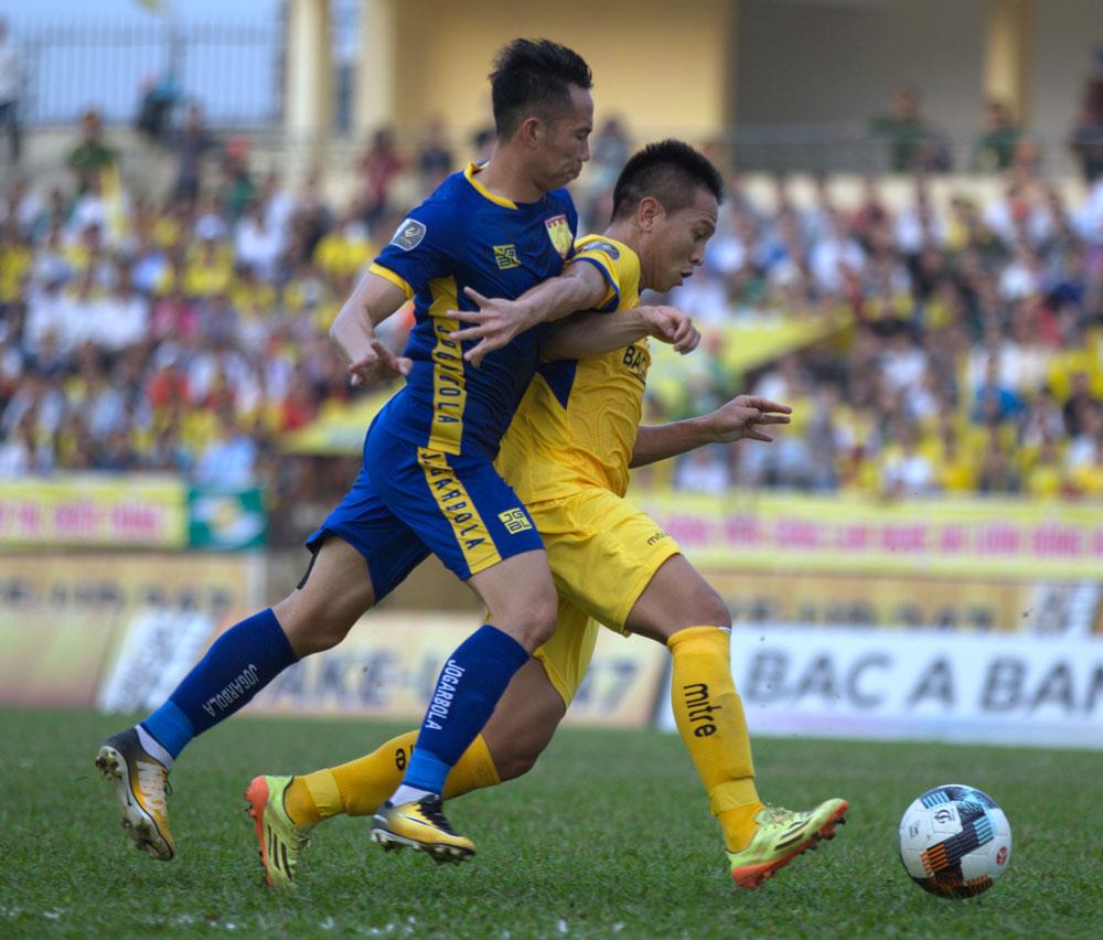 Tổng hợp vòng 5 V-League 2019: Văn Toàn giúp HAGL ngắt mạch thua - Bóng Đá