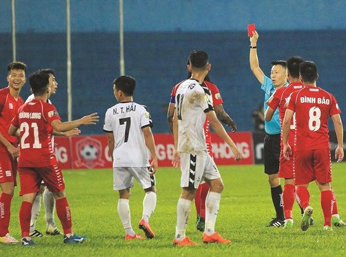Các tuyển thủ U23 Việt Nam thể hiện ra sao tại vòng 5 V-League? - Bóng Đá