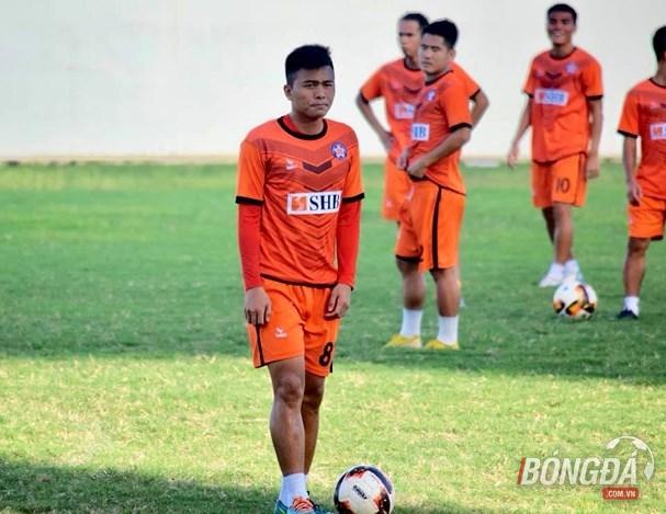Trung vệ Phạm Mạnh Hùng:
