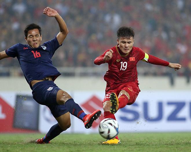 """Điểm tin bóng đá Việt Nam tối 21/04: Quang Hải """"xát muối"""" vào nỗi đau của bóng đá Thái Lan - Bóng Đá"""