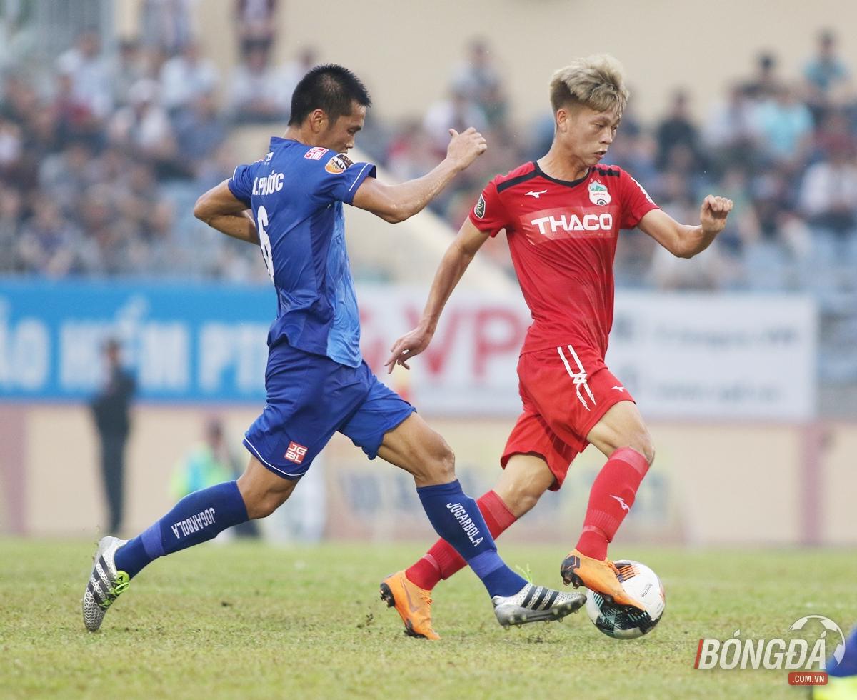 HLV HAGL không hài lòng với màn thể hiện của tuyển thủ U23 Việt Nam - Bóng Đá