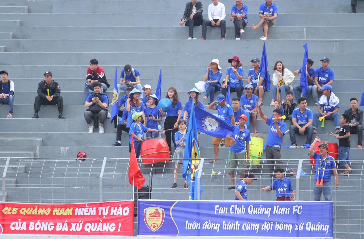 Quảng Nam có nguy cơ xóa sổ Hội cổ động viên: Nỗi buồn xứ Quảng - Bóng Đá