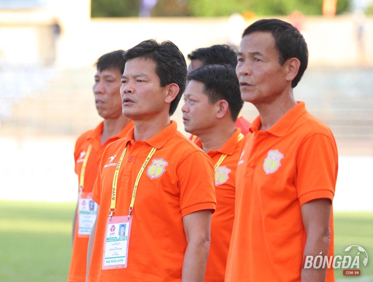 NÓNG: Sau Quảng Nam, đến lượt Nam Định cũng thay tướng trước vòng 11 - Bóng Đá