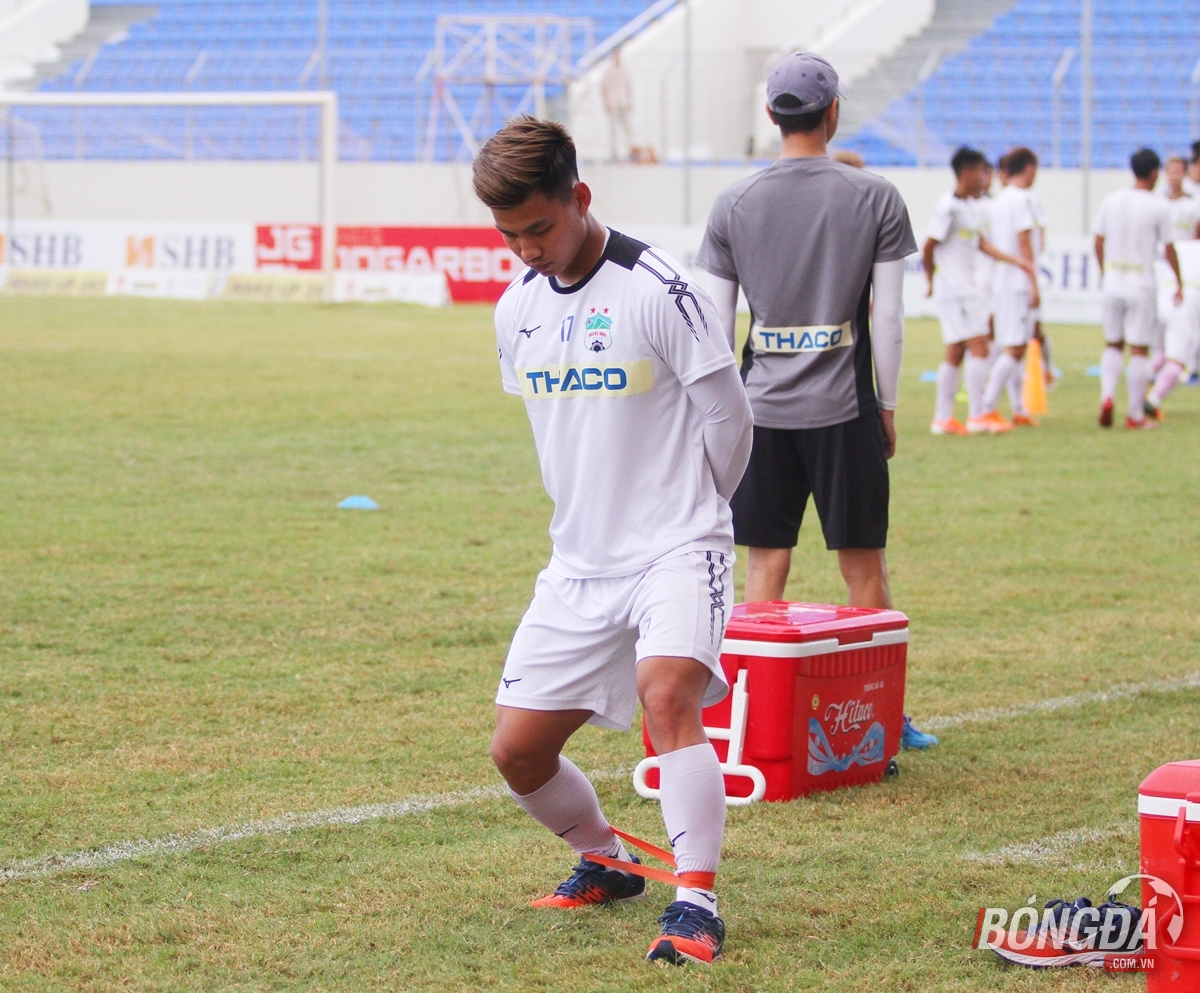 HAGL báo tin vui từ Văn Thanh cho HLV Park Hang-seo - Bóng Đá