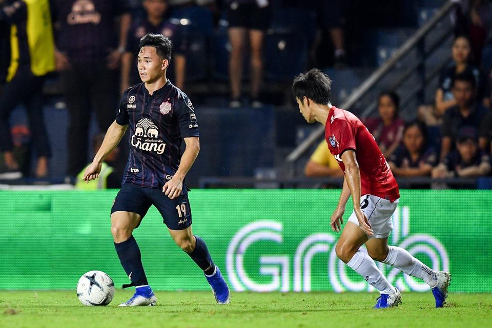 Xuân Trường đá 10 phút, Buriram United đẩy đội bóng của Văn Lâm vào