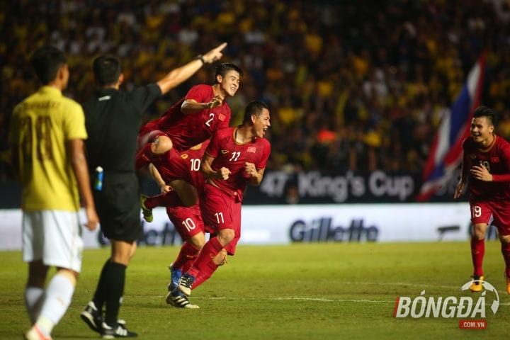 5 điểm nhấn ĐT Việt Nam - ĐT Thái Lan - Bóng Đá