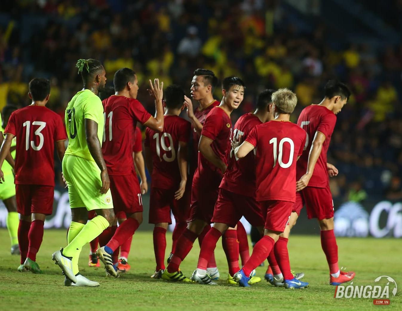 5 điểm nhấn ĐT Việt Nam 1-1 ĐT Curacao (Pen 4-5): Thầy trò HLV Park Hang-seo chơi kiên cường - Bóng Đá