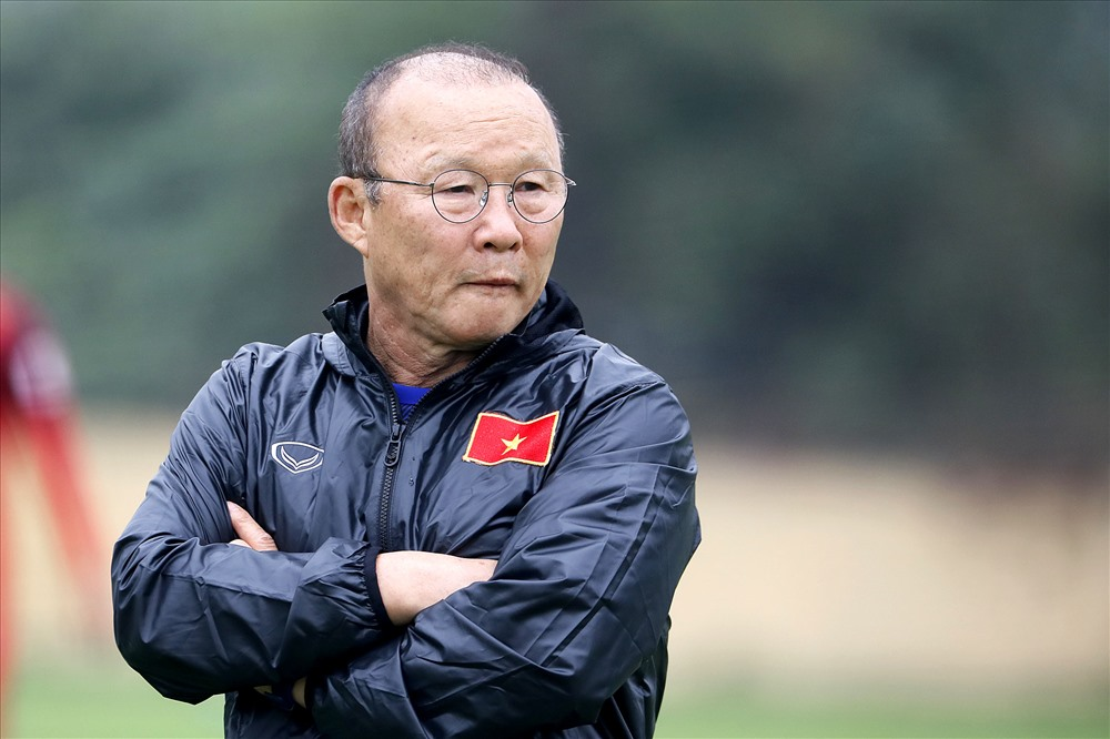 Lãnh đạo VFF lên tiếng về việc tăng lương gấp đôi cho HLV Park Hang-seo - Bóng Đá