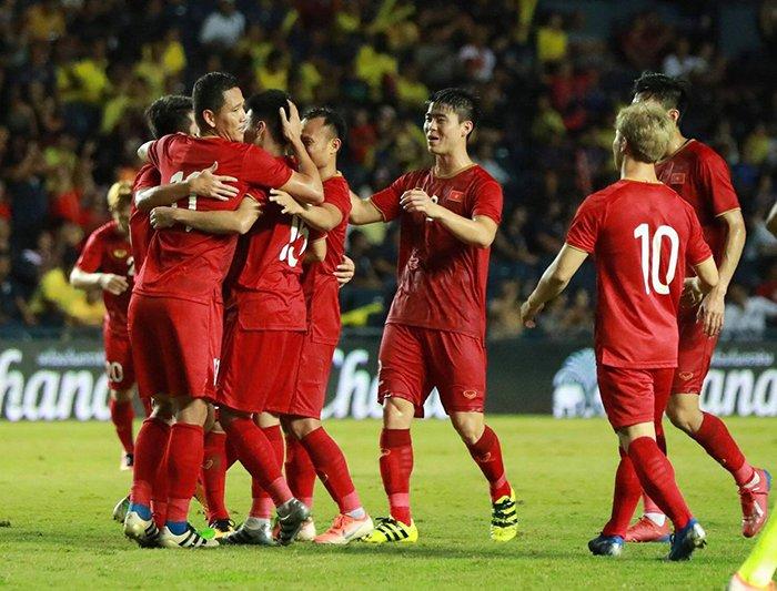 ĐT Việt Nam có lịch thi đấu thuận lợi tại vòng loại World Cup 2022 - Bóng Đá