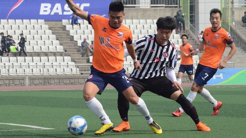 CLB Hàn Quốc chơi chiêu bẩn, cựu tiền vệ U23 Việt Nam vẫn chưa thể ra sân tại V-League - Bóng Đá