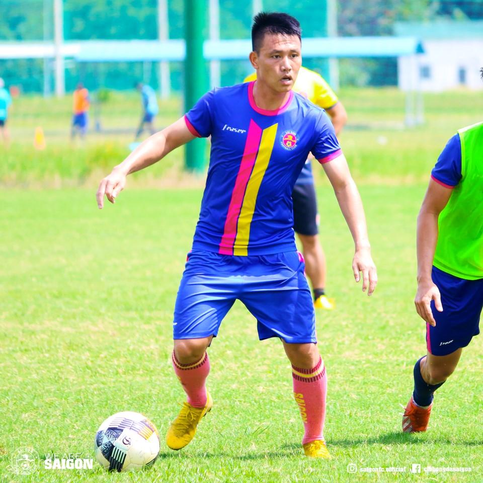 Cựu tuyển thủ U23 Việt Nam gia nhập Sài Gòn FC - Bóng Đá