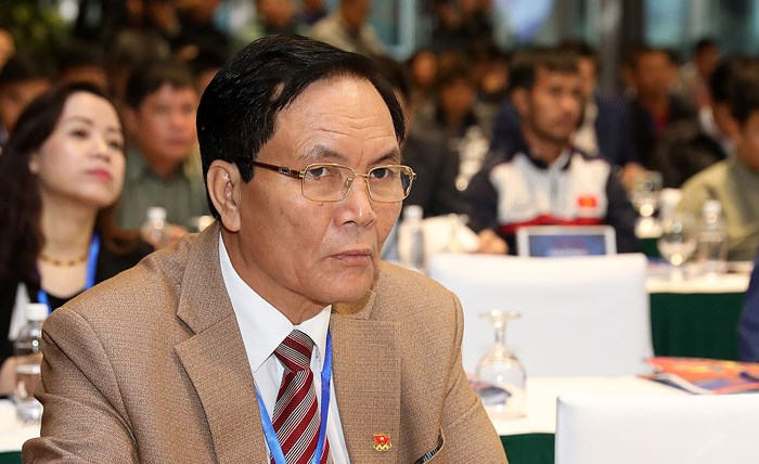 NÓNG: Phó chủ tịch VFF xin từ chức sau yêu cầu của bầu Đức - Bóng Đá