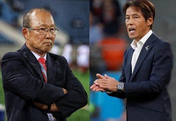 Chuyên gia Việt háo hức chờ đợi màn so tài giữa HLV Park Hang-seo và Akira Nishino  - Bóng Đá