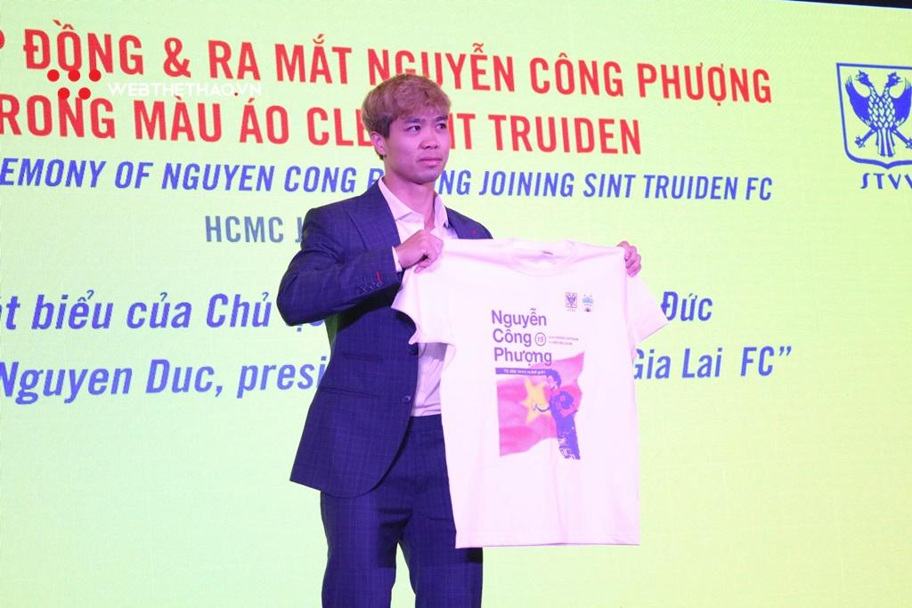 Điểm tin bóng đá Việt Nam sáng 07/07: Nhờ Công Phượng, Facebook CLB Bỉ tăng