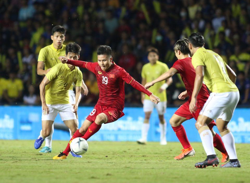 NÓNG: ĐT Việt Nam chung bảng Thái Lan, Malaysia tại vòng loại World Cup 2022 - Bóng Đá
