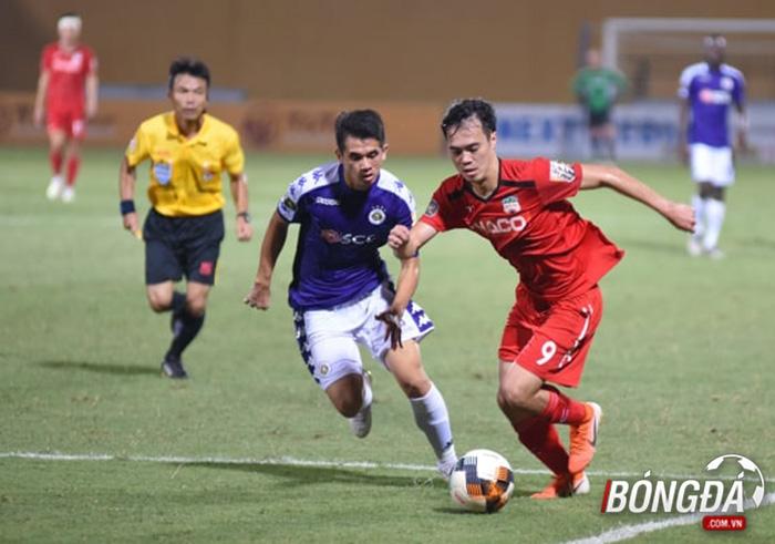 5 điểm nhấn vòng 16 V-League 2019: HAGL chia điểm Hà Nội; TP.HCM vững ngôi đầu - Bóng Đá