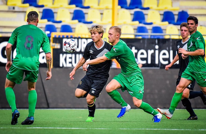 Công Phượng không ra sân, Sint-Truidense thua đậm đội từng dự Cup châu Âu - Bóng Đá