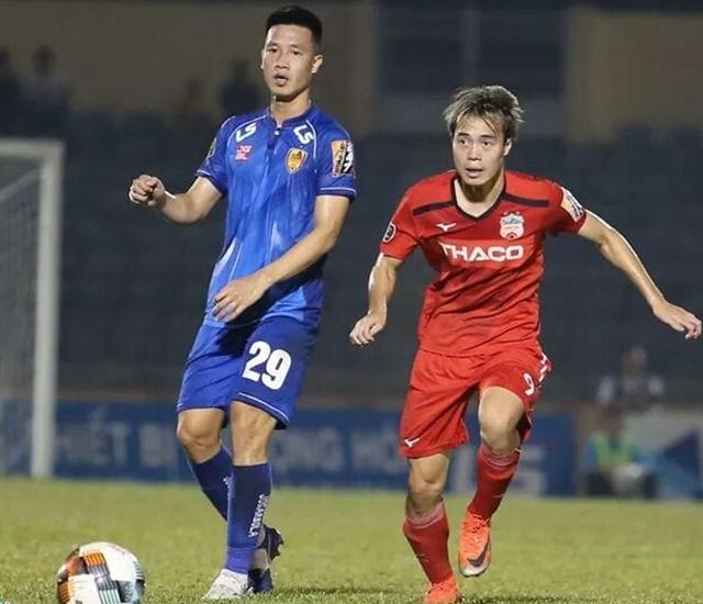 Huy Hùng ghi bàn và lời ngỏ với HLV Park Hang-seo - Bóng Đá