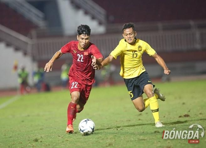Bàn thắng từ chấm phạt góc giúp U18 Việt Nam khởi đầu suôn sẻ trước U18 Malaysia - Bóng Đá