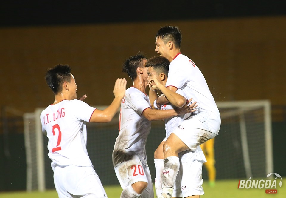 U18 Việt Nam - U18 Singapore - Bóng Đá