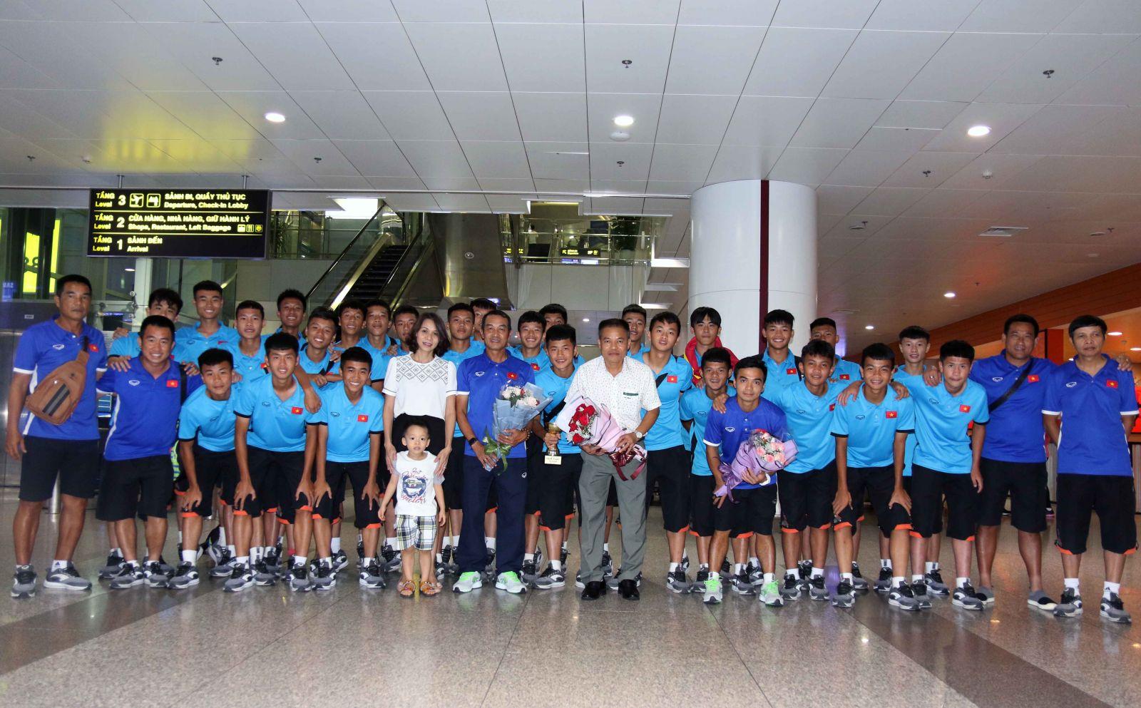 U15 Việt Nam bổ sung nhân sự cho vòng loại U16 châu Á 2020 - Bóng Đá