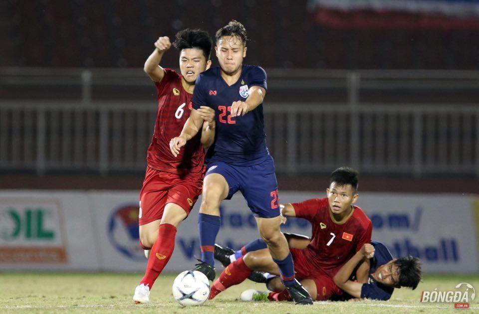Bị Thái Lan chia điểm, U18 Việt Nam hẹp cửa vào bán kết - Bóng Đá