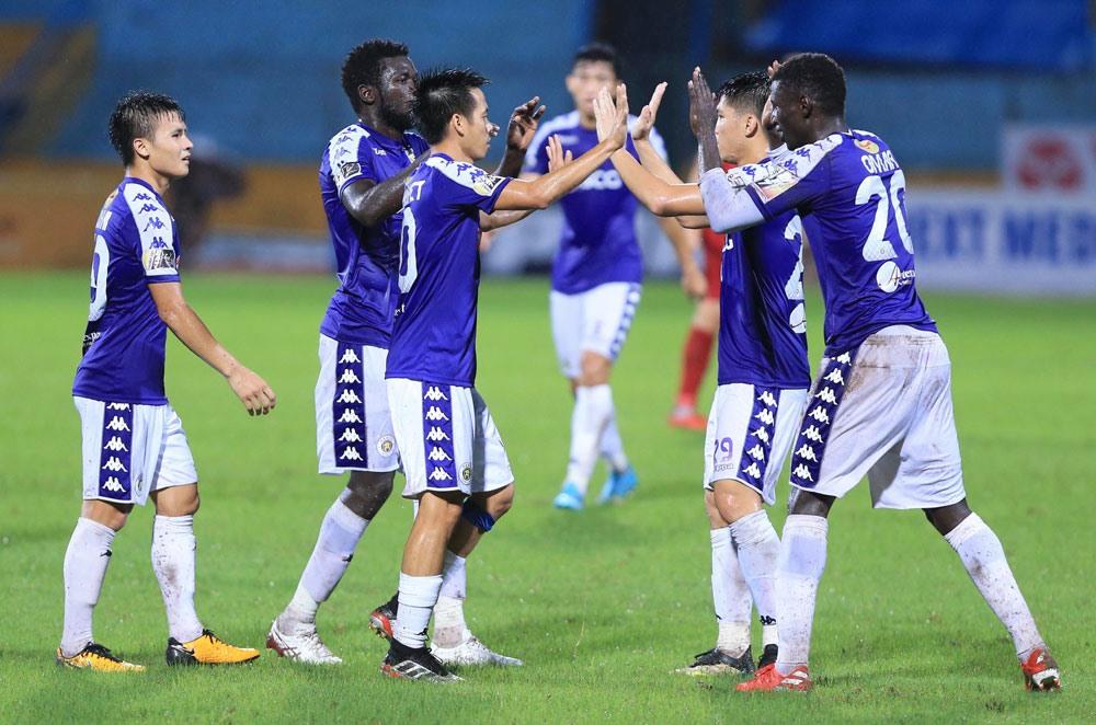Báo châu Á tin Hà Nội sẽ viết tiếp kỳ tích của bóng đá Việt Nam ở đấu trường châu lục - Bóng Đá