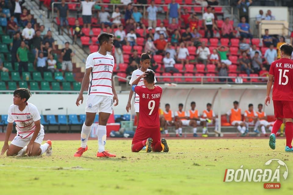 U18 Việt Nam thất bại vì HLV Hoàng Anh Tuấn không tin cầu thủ HAGL? - Bóng Đá