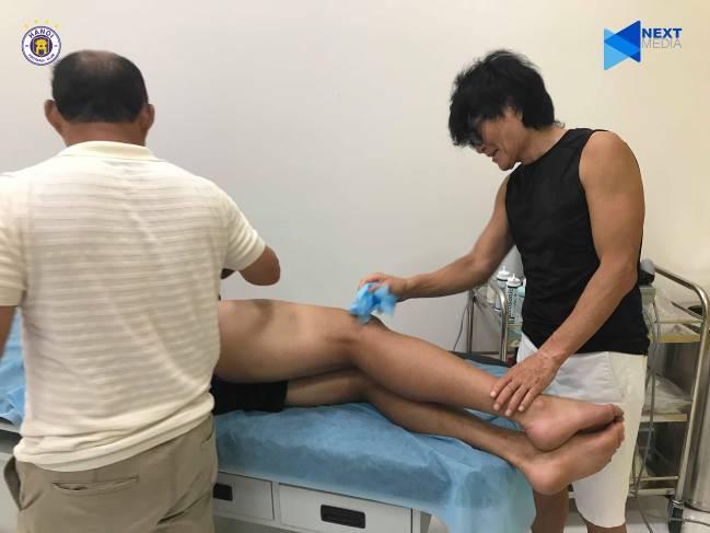 Điểm tin bóng đá Việt Nam sáng 19/08: Thầy Park đích thân xem chấn thương của Văn Hậu - Bóng Đá