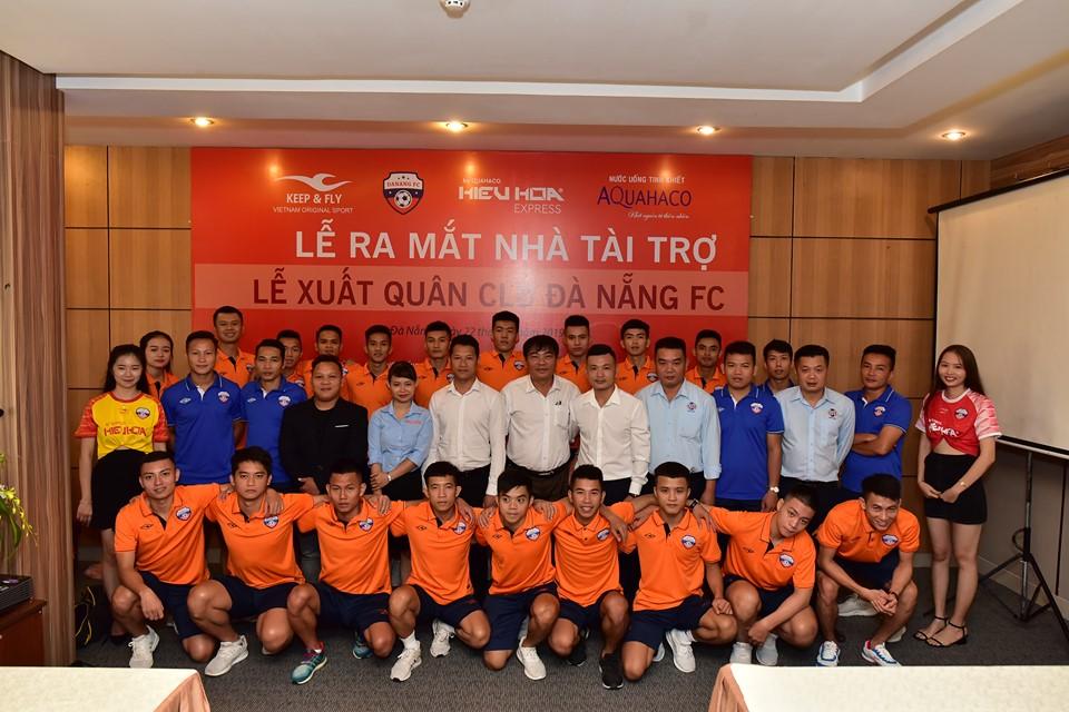 Ra mắt nhà tài trợ mới, CLB futsal Đà Nẵng đặt tham vọng ở giải VĐQG - Bóng Đá