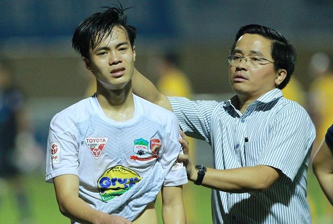 Điểm tin bóng đá Việt Nam sáng 25/08: HAGL xuống hạng nhất cũng chả sao - Bóng Đá