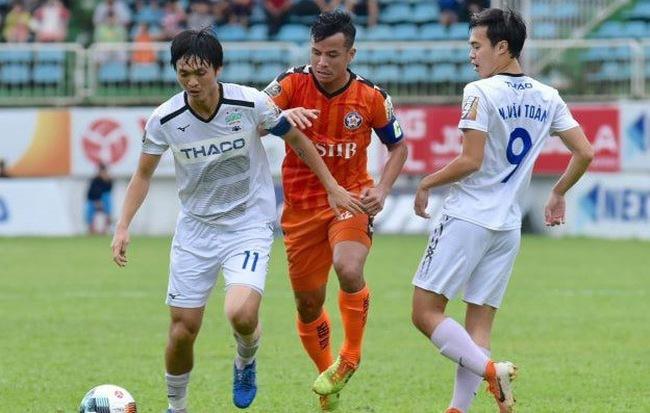 Điểm tin bóng đá Việt Nam sáng 26/08: HAGL thoát