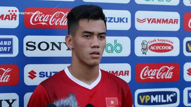 Điểm tin bóng đá Việt Nam sáng 27/08: Tiến Linh tự tin trước ĐT Thái Lan - Bóng Đá