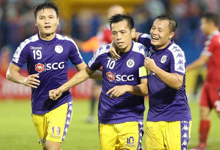 Văn Quyết lập cú đúp, Hà Nội FC hiên ngang vào chung kết AFC Cup 2019 - Bóng Đá