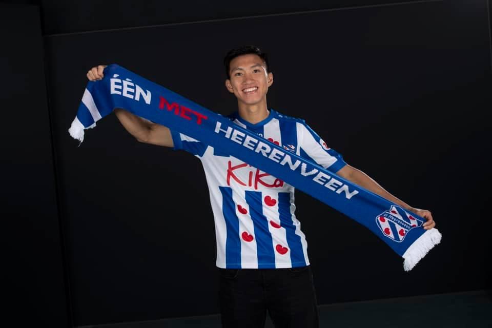 Điểm tin bóng đá Việt Nam sáng 03/09: Ra mắt hoành tráng, Văn Hậu khoác áo số 15 tạiSC Heerenveen - Bóng Đá