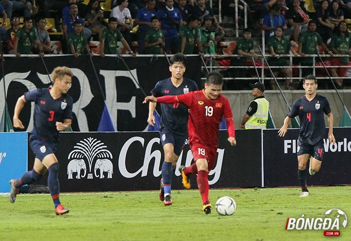 5 điểm nhấn trận Thái Lan - ĐT Việt Nam - Bóng Đá