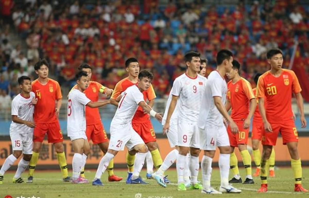HLV Park Hang-seo khiêm tốn sau chiến thắng trước U22 Trung Quốc - Bóng Đá