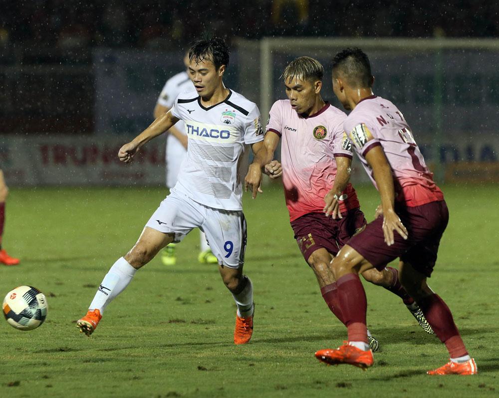 5 điểm nhấn vòng 23 V-League: HAGL, Thanh Hóa chạy trốn suất play-off - Bóng Đá